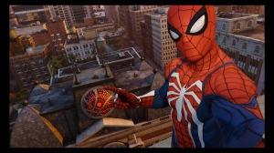 Spider-Man at the Sanctum Sanctorum