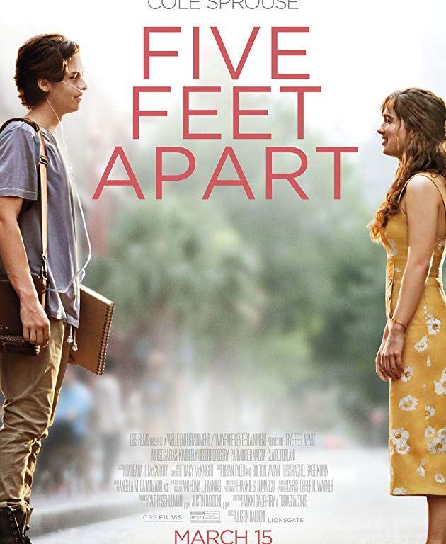 'Five Feet Apart' Leaves Audiences In Tears