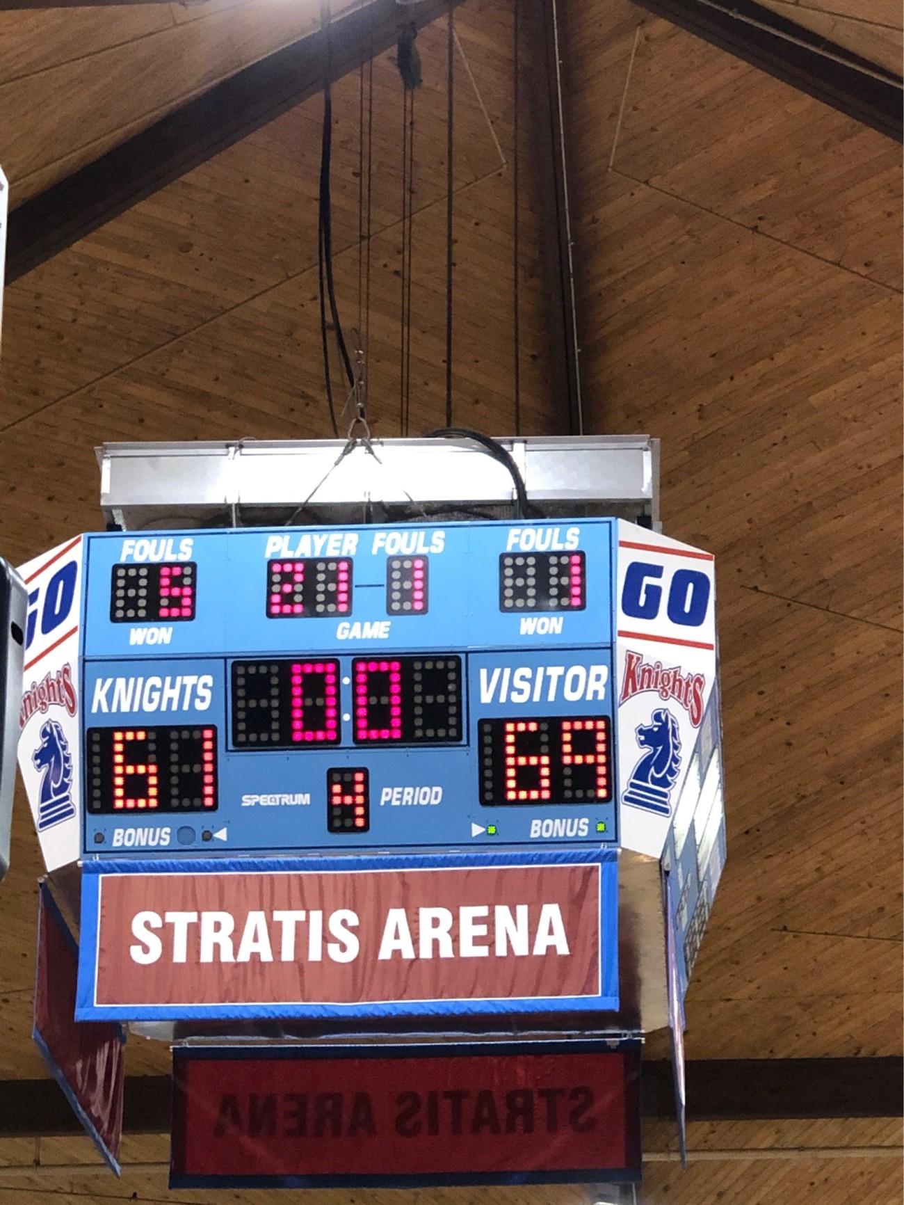 scoreboard