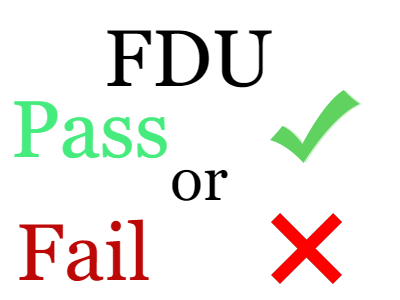 passfail graphic