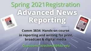 Comm 3834 News Writing
